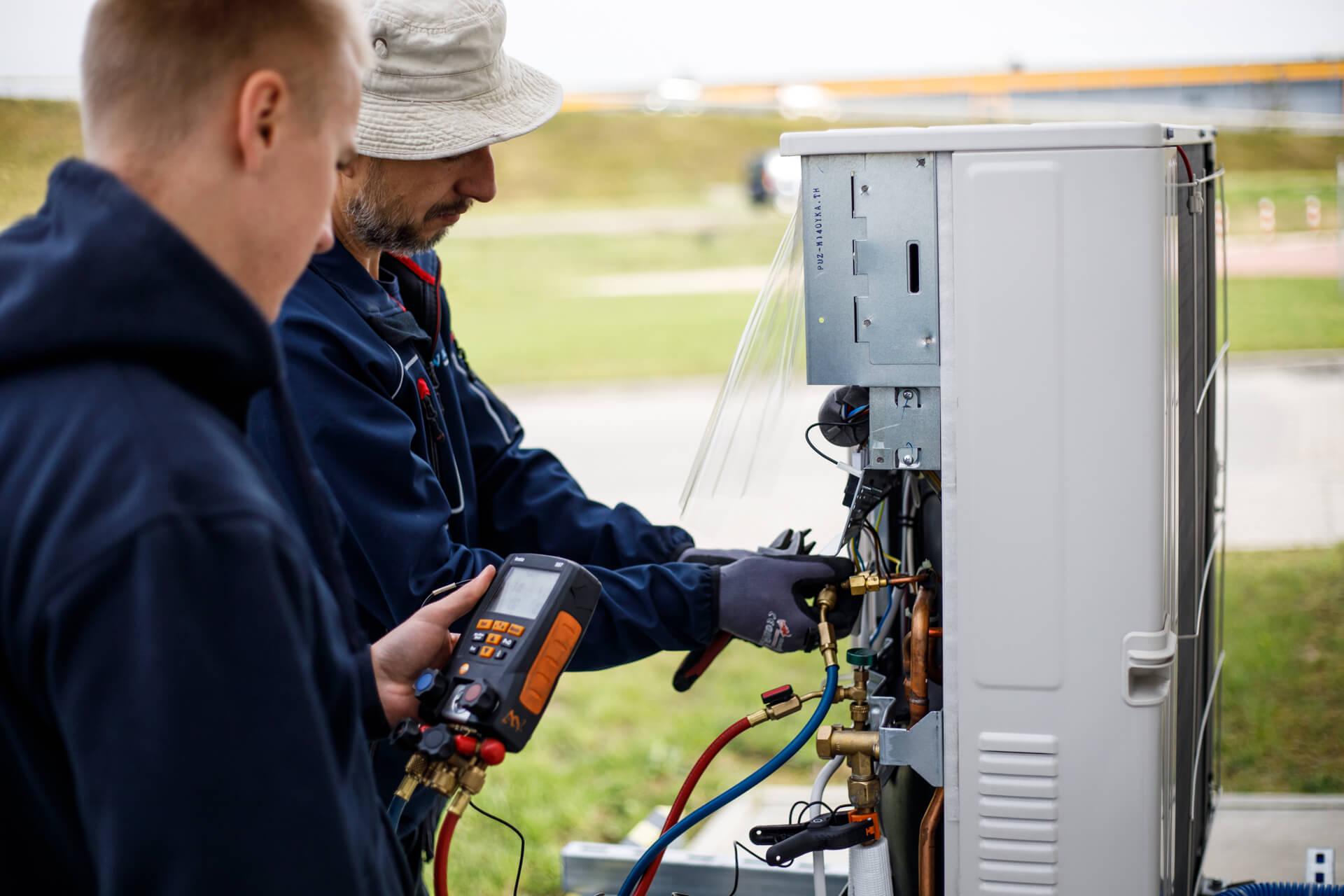 Klimatyzacja – doradztwo, montaż i serwis