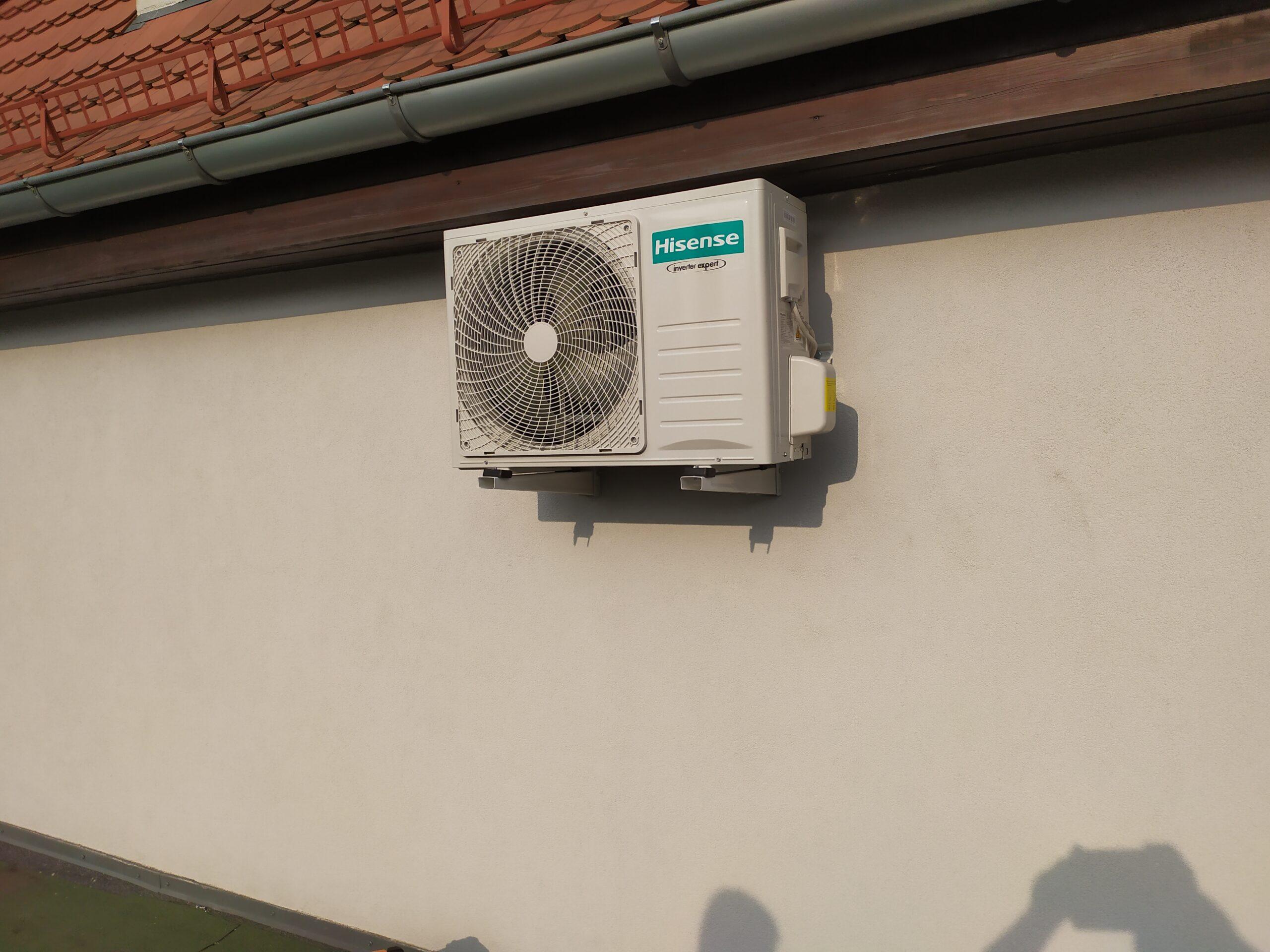 Nasze realizacje klimatyzacji